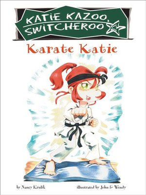 cover image of Karate Katie