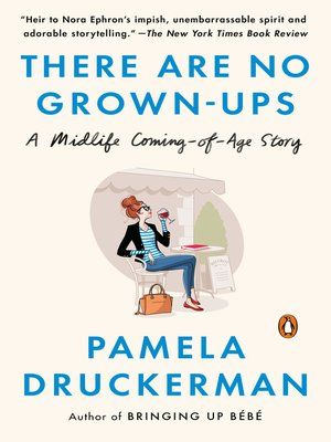 cover image of There Are No Grown-ups