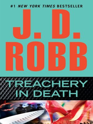 cover image of Treachery in Death