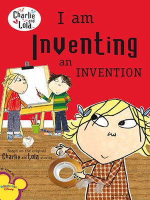 cover image of I Am Inventing an Invention