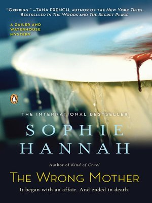 cover image of The Wrong Mother: a Zailer and Waterhouse Mystery