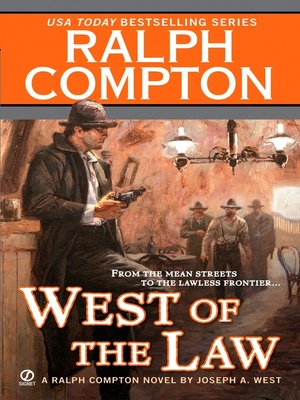 cover image of West of the Law