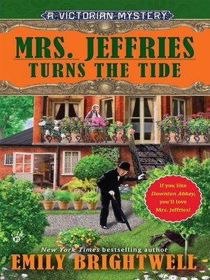 cover image of Mrs. Jeffries Turns the Tide