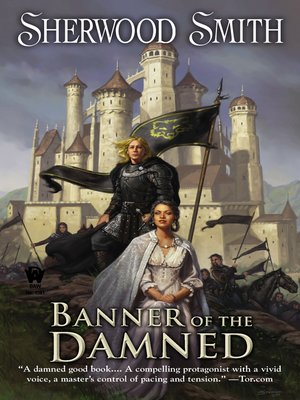cover image of Banner of the Damned