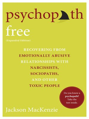 cover image of Psychopath Free