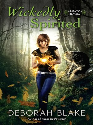 cover image of Wickedly Spirited
