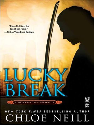 cover image of Lucky Break
