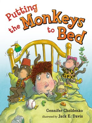 cover image of Putting the Monkeys to Bed