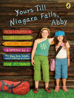 cover image of Yours Till Niagara Falls, Abby