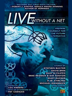 cover image of Live Without a Net