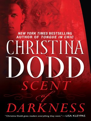 cover image of Scent of Darkness