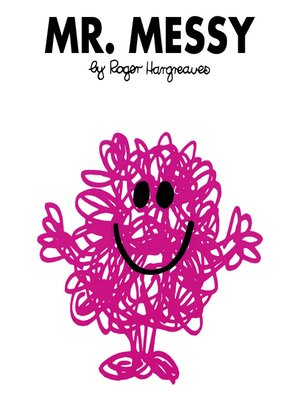 cover image of Mr. Messy