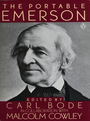 cover image of The Portable Emerson