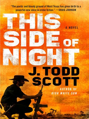 cover image of This Side of Night