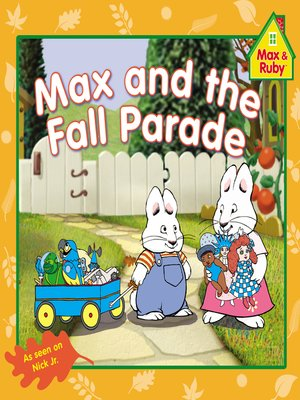 cover image of Max and the Fall Parade