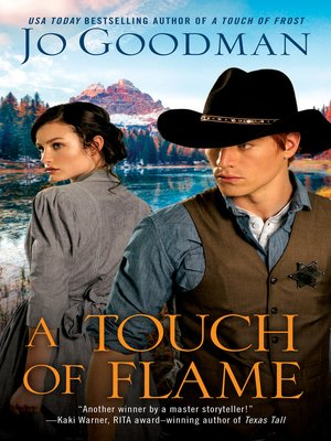 cover image of A Touch of Flame