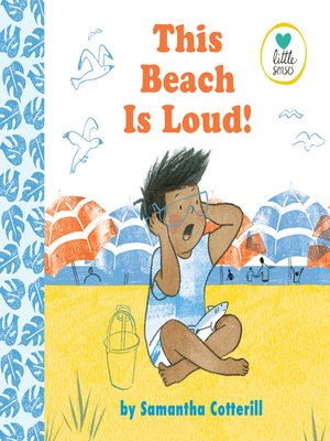 cover image of This Beach Is Loud!