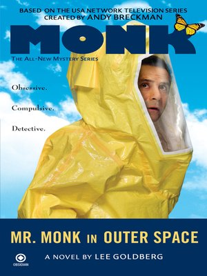 cover image of Mr. Monk in Outer Space