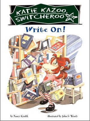 cover image of Write On!