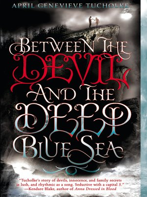 cover image of Between the Devil and the Deep Blue Sea