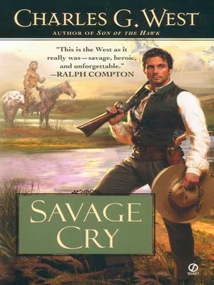 cover image of Savage Cry