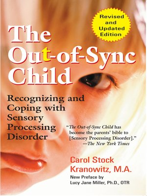 cover image of The Out-of-Sync Child