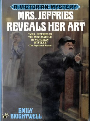 cover image of Mrs. Jeffries Reveals Her Art