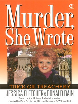 cover image of Trick or Treachery
