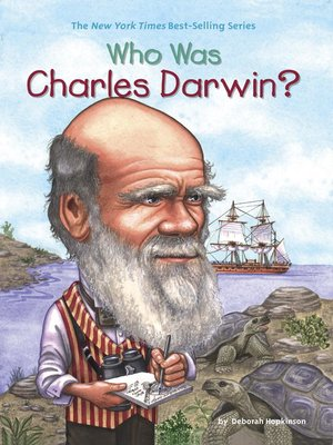 cover image of Who Was Charles Darwin?