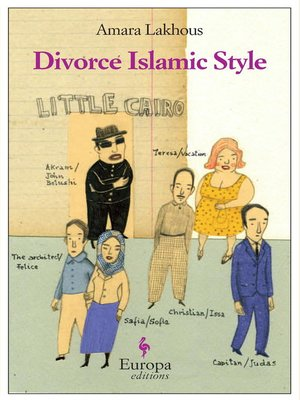 cover image of Divorce Islamic Style