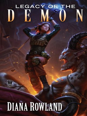 cover image of Legacy of the Demon