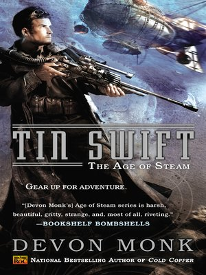cover image of Tin Swift
