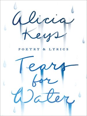 cover image of Tears for Water