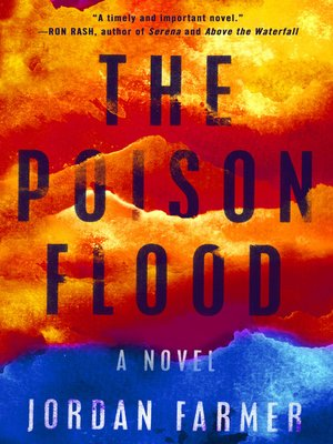cover image of The Poison Flood