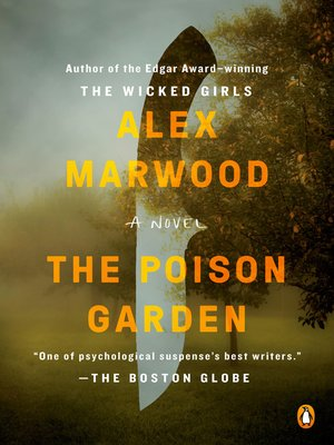 cover image of The Poison Garden