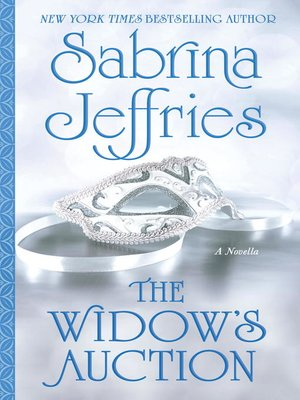 cover image of The Widow's Auction