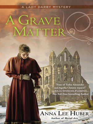 cover image of A Grave Matter