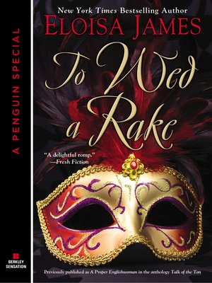 cover image of To Wed a Rake