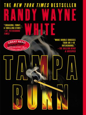 cover image of Tampa Burn