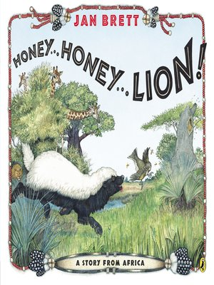 cover image of Honey... Honey... Lion!