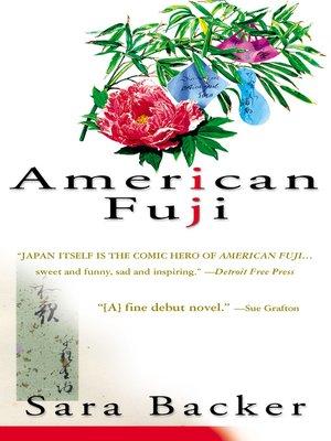 cover image of American Fuji