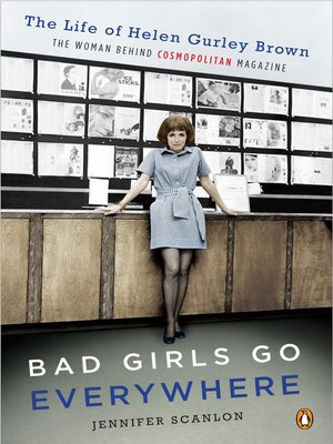 cover image of Bad Girls Go Everywhere