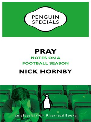 cover image of Pray (Penguin Specials)