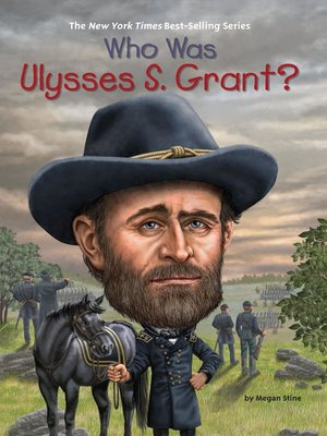 cover image of Who Was Ulysses S. Grant?