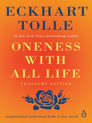 cover image of Oneness with All Life