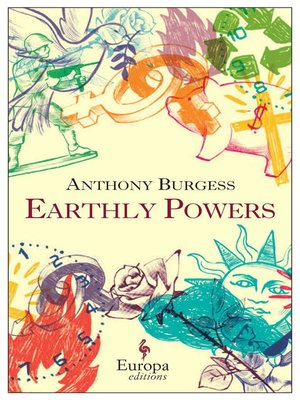cover image of Earthly Powers