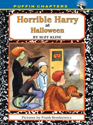 cover image of Horrible Harry at Halloween
