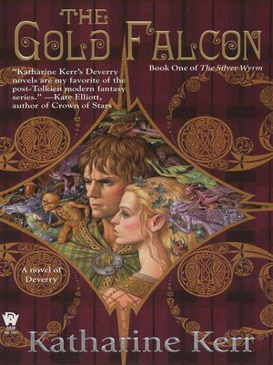 cover image of The Gold Falcon