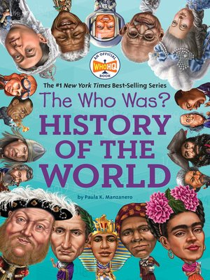 cover image of The Who Was? History of the World