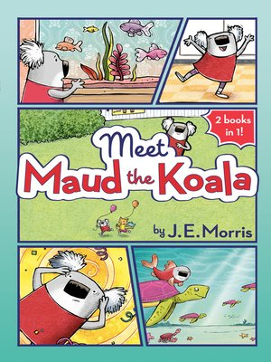 cover image of Meet Maud the Koala